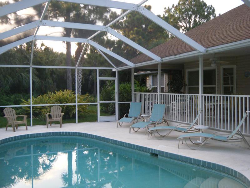 """Poolside - """"Old Florida Style"""" Villa + Heated Pool & Spa - Rotonda West - rentals"""