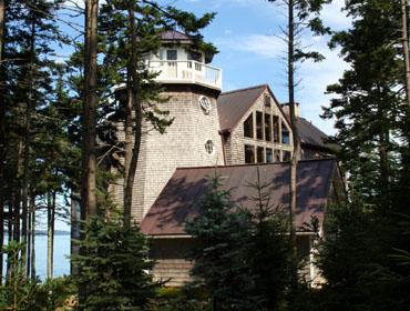 Lighthouse Point Estate - Image 1 - Deer Isle - rentals