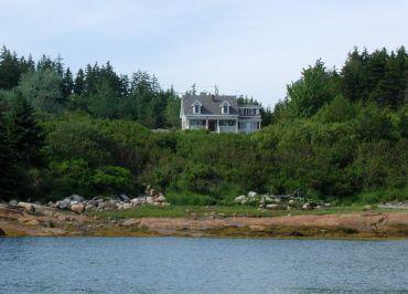 Inisfia Cottage - Image 1 - Deer Isle - rentals