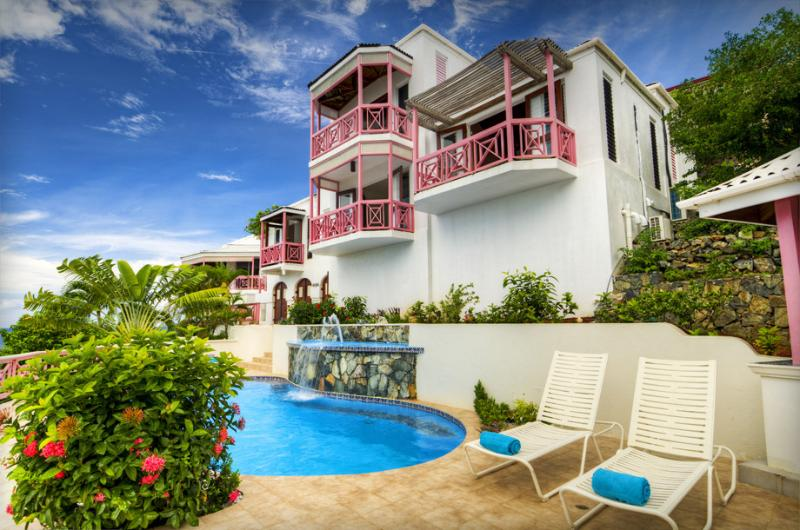 - Sunset House - Tortola - rentals