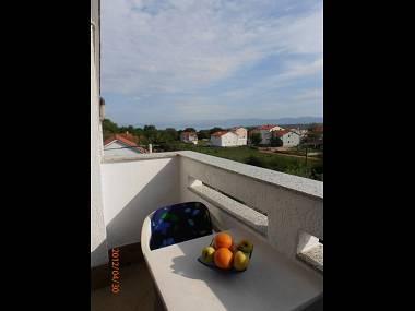 SA TEA(2+2): balcony - 4434 SA TEA(2+2) - Malinska - Malinska - rentals