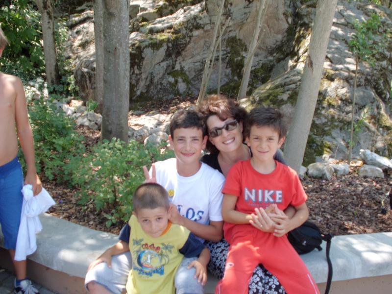 Barbara and her boys - b&b acasadibarbara - Rome - rentals