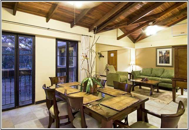 Dining and living room - Tamarindo Mango condominiums - Tamarindo - rentals