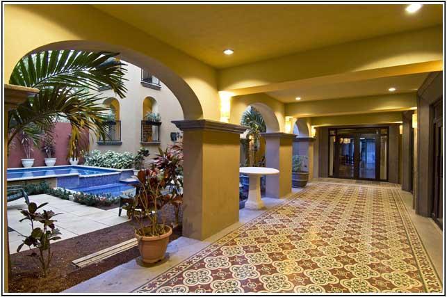 MAIN ENTRANCE - Tamarindo Mango condominiums - Tamarindo - rentals
