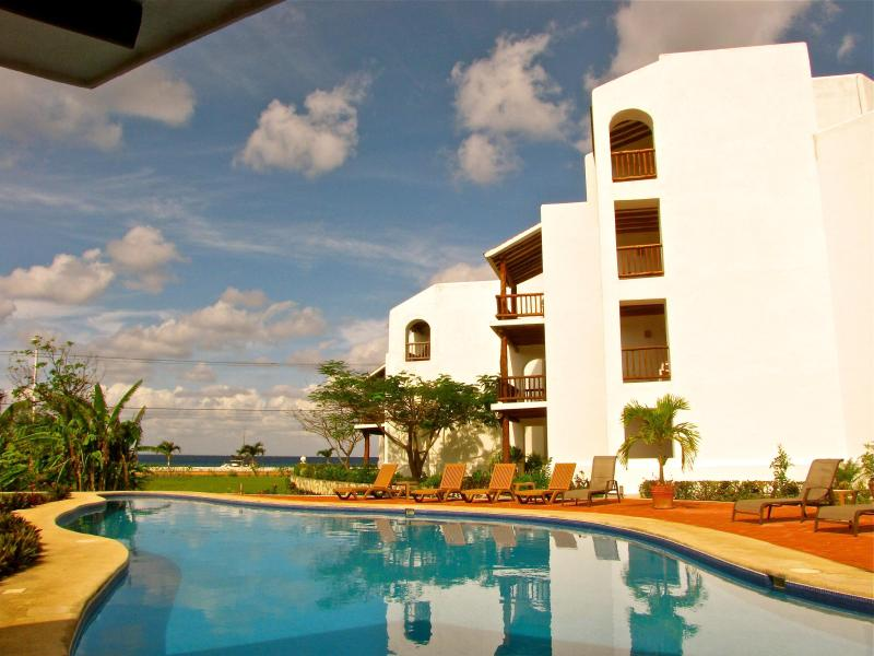 General View - Villas Mayaluum: 2 or 3 Bedroom Ocean View - Cozumel - rentals