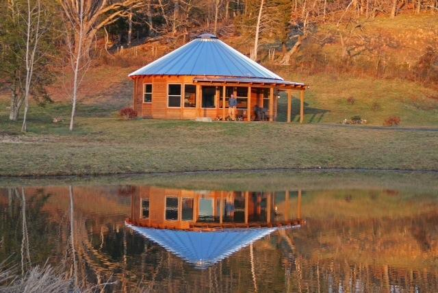 Pondview - The Cabins at Rose River Farm - Syria - rentals