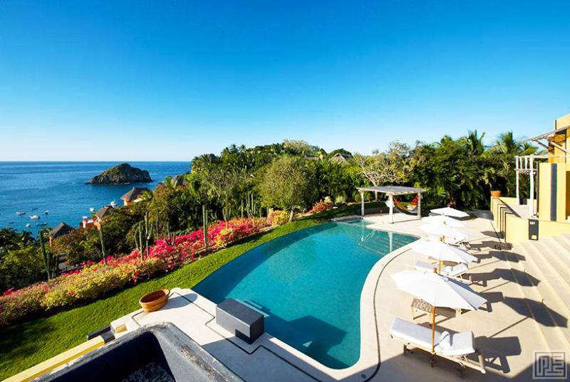 Costa Careyes Villa-three - Image 1 - Careyes - rentals