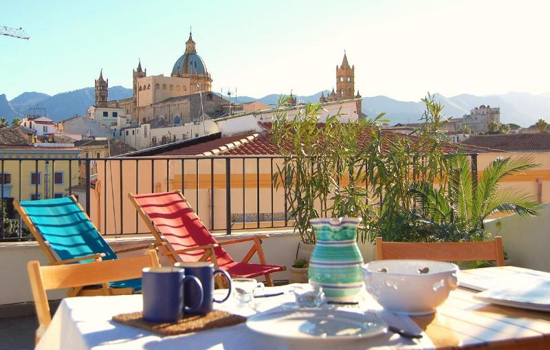 Magic Terrace in Palermo - Image 1 - Palermo - rentals