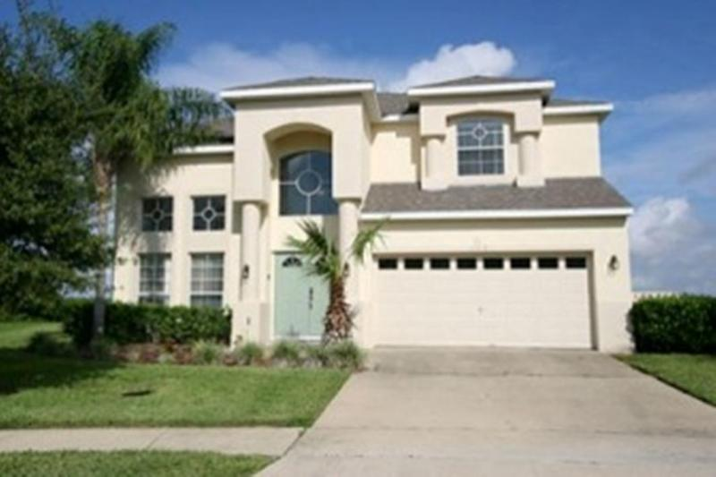 Large family villa - ORLANDO LUXURY GOLF FRONT HOME 5 BED/4 BATH + POOL - Davenport - rentals