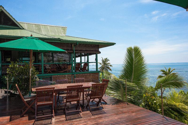 Cache Private Deck 1 - South Point Villas - Cache Villa, Seychelles - Cerf Island - rentals