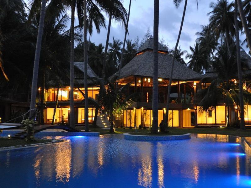 Villa Kalyana  Koh Samui Thailand - Villa Kalyana - Ko Samui Thailand - Beachfront - Koh Samui - rentals