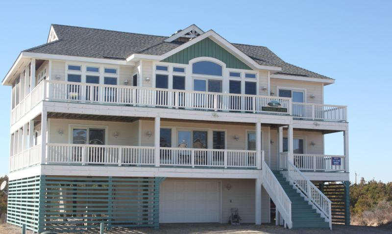 Sotally Tober - Ocean View, Pet Friendly, 3 Kings + Bunks - Corolla - rentals