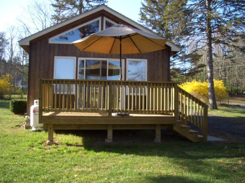 Woodstock Mtn View Cottage - DreamCatcher Cottage, Mtn Views - romantic setting - Woodstock - rentals