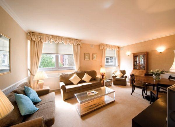Typical living room - South Kensington Mansions 2 Bedroom Apartment - London - rentals