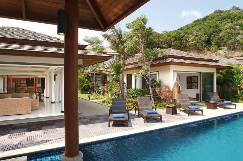 Baan Feung Fah - Image 1 - Bophut - rentals