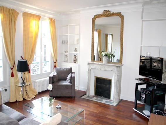 Nice 3BR close Madeleine Place Rue Surene apt1017 - Image 1 - Paris - rentals