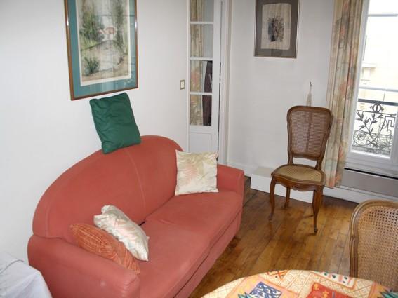 BOOK now Your PARIS Home Baillou - apt #1019 - Image 1 - Paris - rentals