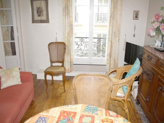 BOOK now Your PARIS Home Baillou - apt #1019 - Image 1 - Paris - rentals