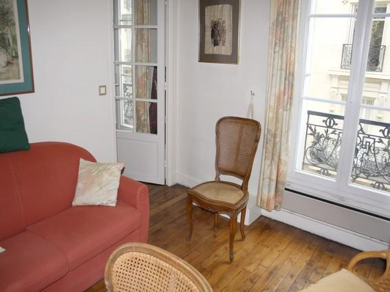 630€/W-3 guests PARIS Baillou - apt #1019 - Image 1 - Paris - rentals
