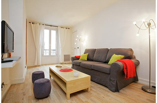 Modern Montmartre Apartment - Image 1 - Paris - rentals