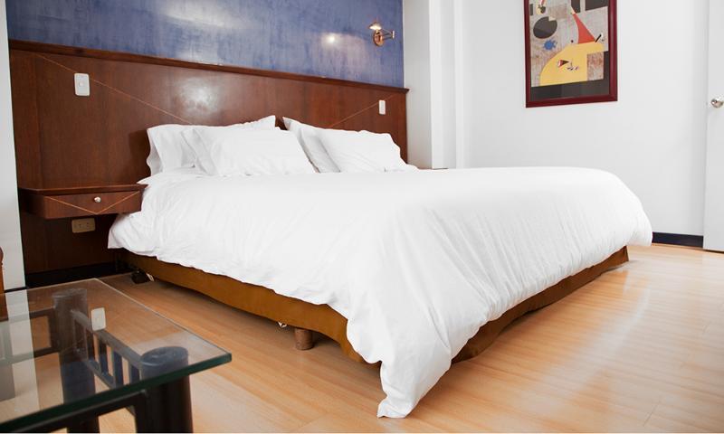 Elegant 1 Bedroom Apartment in Parque 93 - Image 1 - Bogota - rentals