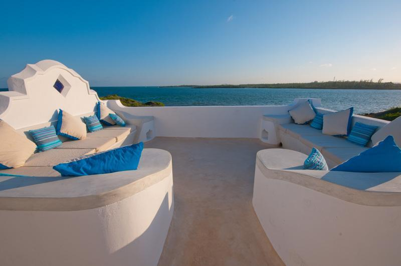 View from the Roof Terrace - Burudani - 2 Bed Beachfront Family Home, Watamu - Watamu - rentals