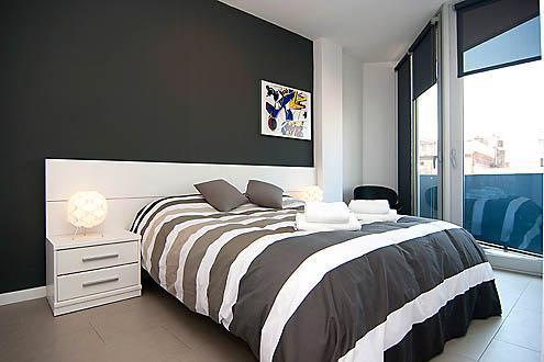 Poblenou Beach - one bedroom with balcony - Image 1 - Barcelona - rentals