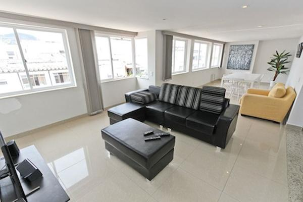 (#155) Modern and spacious 3 bedroom in Copacabana - Image 1 - Rio de Janeiro - rentals