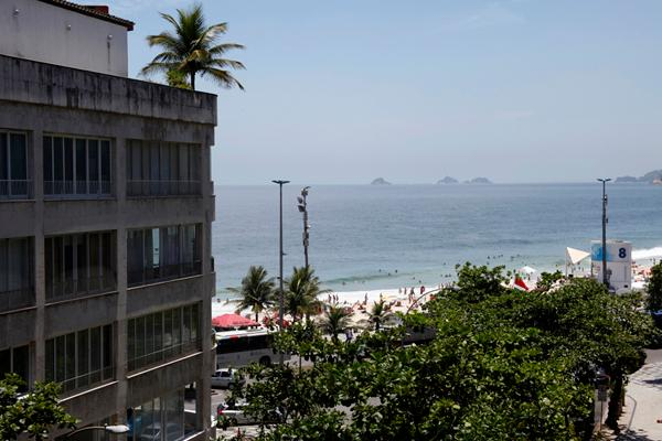 (#139) Superb 4 bedroom apartment in Ipanema - Image 1 - Rio de Janeiro - rentals