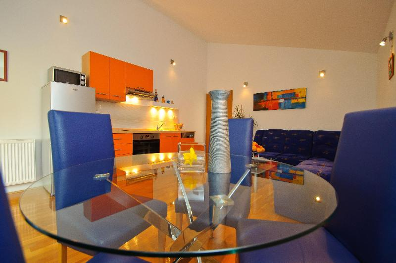 Dining table - Lea apartment in Trogir center - Trogir - rentals