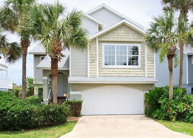 Sea Vista Beach House - Sea Vista Beach House, BeachFront, Community Pool, HDTV - Palm Coast - rentals