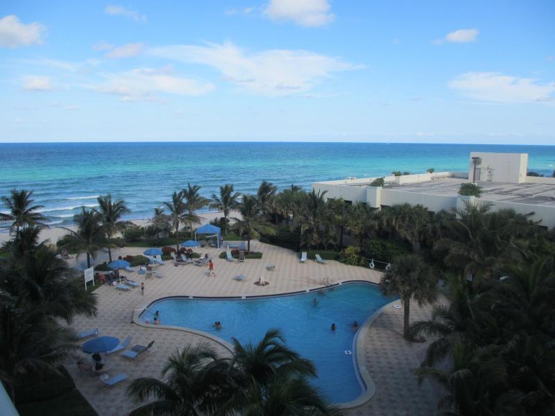 Magnificent Ocean View! - Ocean View Condo Hallandale FL - Hollywood - rentals