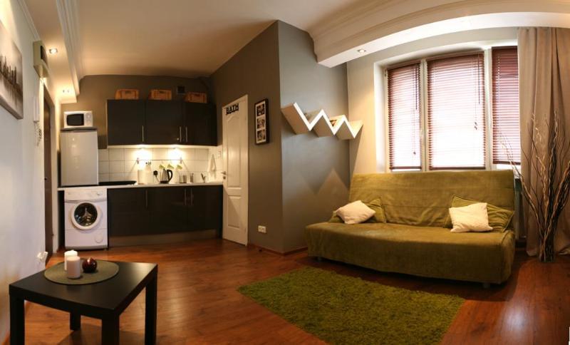 Marszalkowska Apartment - Central Warsaw Studio - Image 1 - Warsaw - rentals