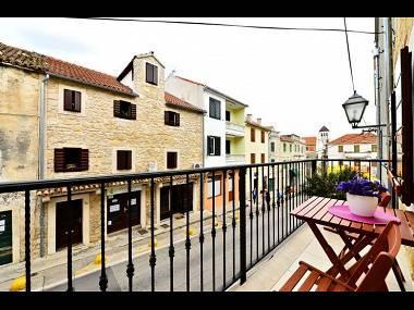 A1(2): balcony - 5722 A1(2) - Vodice - Vodice - rentals