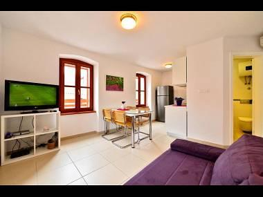 A2(2): living room - 5722 A2(2) - Vodice - Vodice - rentals