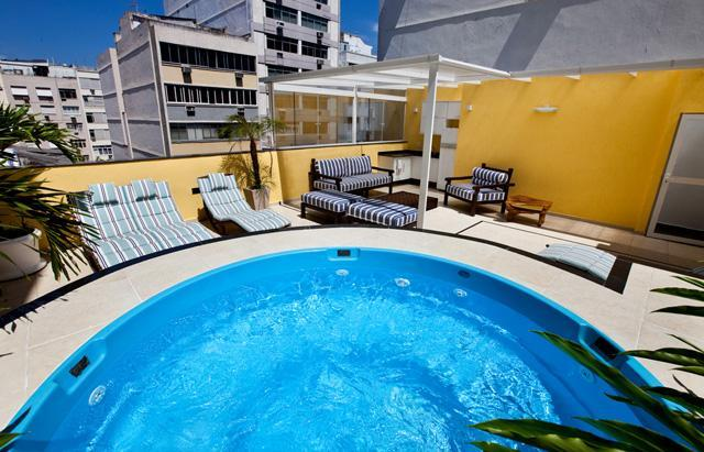 (#220) Modern 4bd with private pool & pool table - Image 1 - Rio de Janeiro - rentals