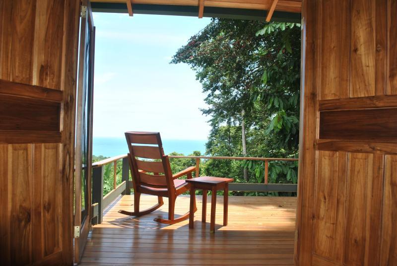 Rainforest and Ocean Views - Casa Uvita: Rainforest & Ocean Views, Eco-Home - Uvita - rentals