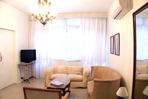 (#210) Very nice 3 bedroom apartment in Ipanema - Image 1 - Rio de Janeiro - rentals