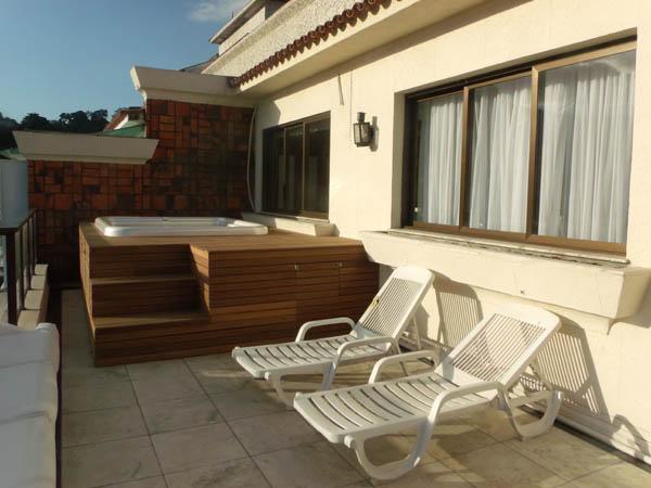 (#126) Excellent 3 bedroom penthouse in Copacabana - Image 1 - Rio de Janeiro - rentals