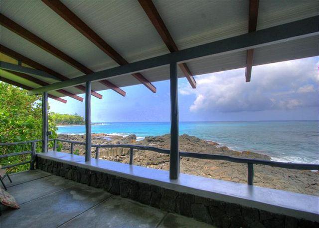 Beachfront in sunny Kona - Image 1 - Kona Coast - rentals