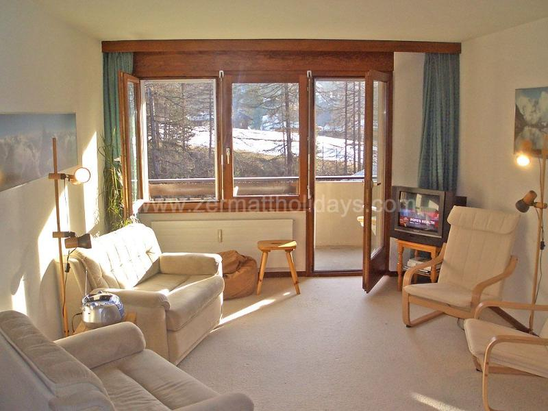 Apartment  Lady Harvington - Image 1 - Zermatt - rentals