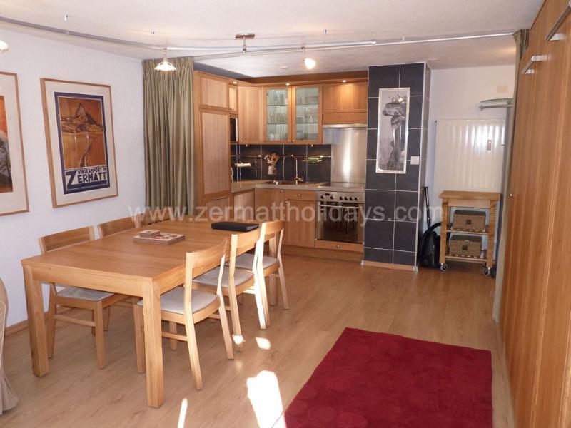 Apartment  Edward - Image 1 - Zermatt - rentals