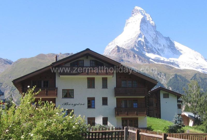 Apartment Kocher - Image 1 - Zermatt - rentals