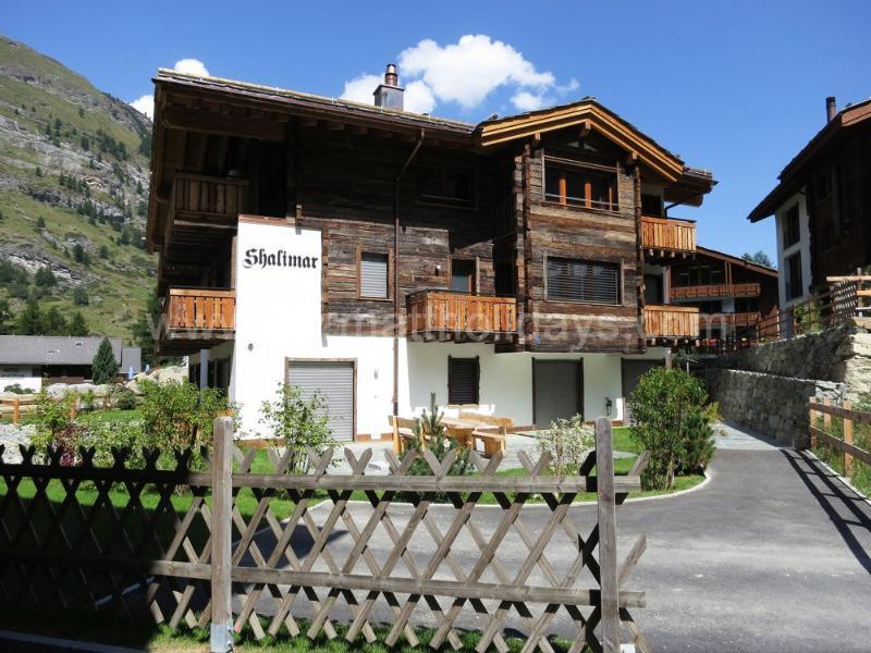 Chalet Shalimar - Image 1 - Zermatt - rentals