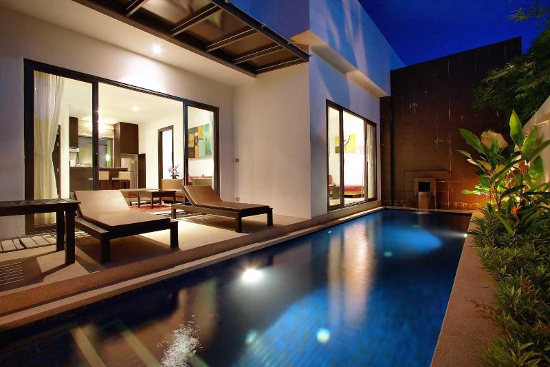 Your own pool with complete privacy. No one can see in or out! - ROMANTIC Villa Candareen - Bang Tao - Flipkey - Phuket - rentals