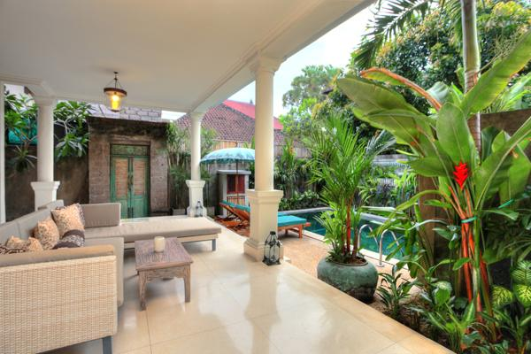 Layback and relax after a busy day - A hidden Jewel: set in the heart of Legian - Legian - rentals