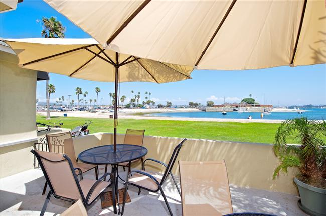 #3676A - Brandnew Beach Getaway W/ Patio! - Image 1 - Mission Beach - rentals