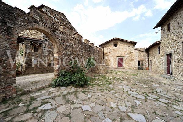 Poggio Al Vento - Windows On Italy - Image 1 - Tavarnelle Val di Pesa - rentals