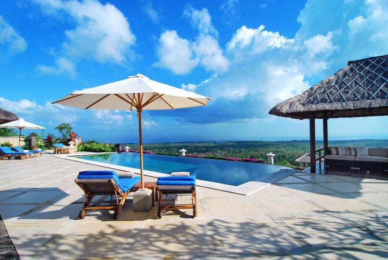Ocean View - Luxurious 4BR Villa Fantastic Ocean View, Jimbaran - Jimbaran - rentals