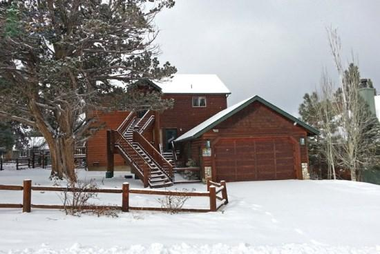 Mountain View Winter Time - Mountain View - 3 Bedroom Vacation Rental in Big Bear Lake - Big Bear Lake - rentals